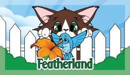 Featherland Logo